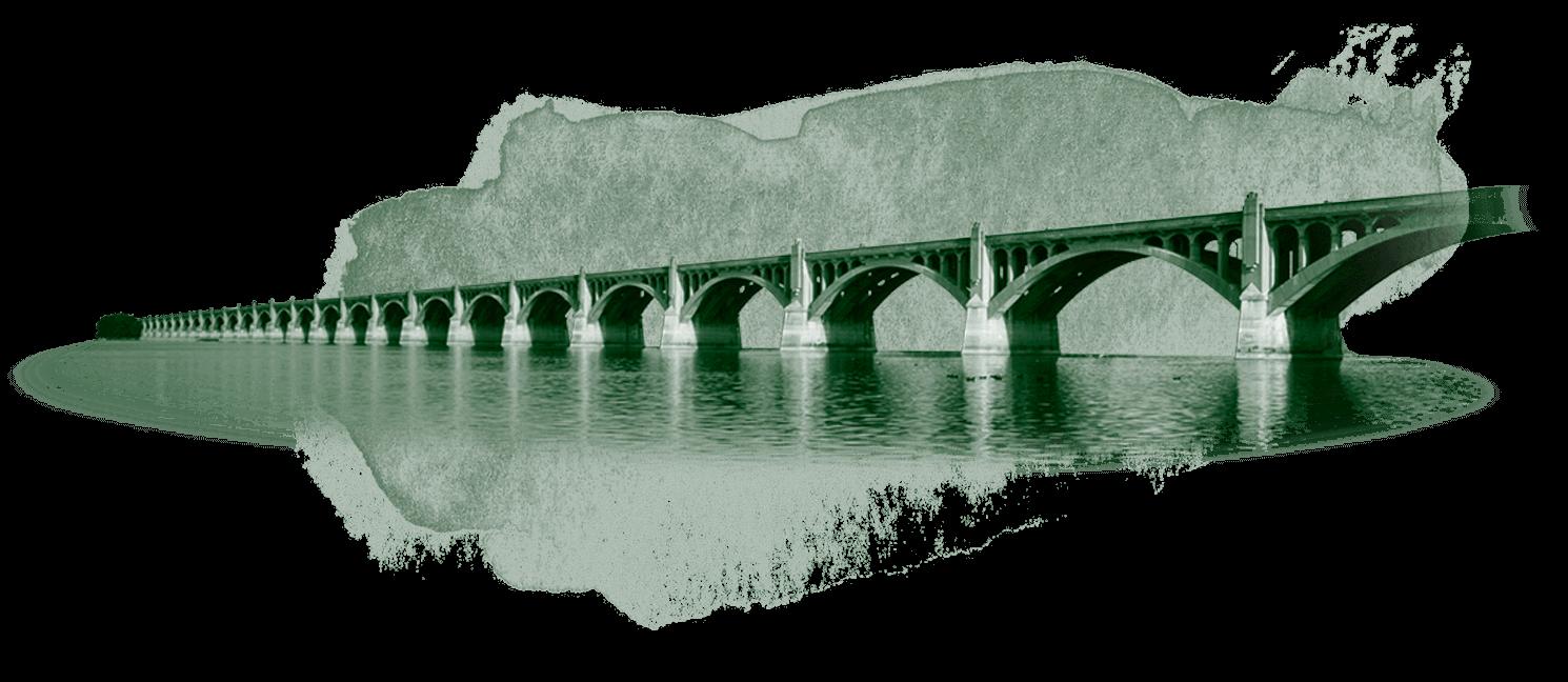 Columbia, PA bridge