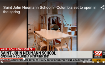 ICYMI: The St John Neumann School was In the News